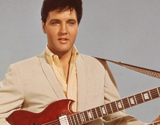 You Won't Be Nothin' but a Hound Dog After You Complete This Elvis Face-in-Hole