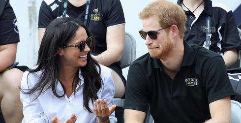 Order Your Harry + Meghan Tea Towels, Because Another Royal Engagement is Imminent