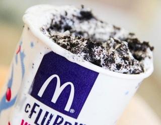 McDonald's Is Finally McFixing Its Perpetually Broken McFlurry Machines