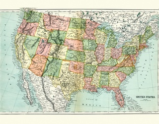 Ida-No if You Can Identify All These State Names, but It's Worth a Try