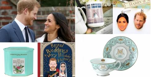 Prince Harry & Meghan Markle's Royal Wedding Souvenirs: Crap or Keepsake?