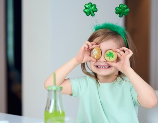 These Green Treats Will Help You Upgrade Your St. Patrick's Day