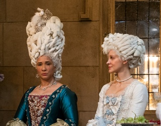 Memory Match: The Many Wigs of Golda Rosheuvel's Queen Charlotte