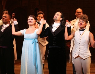 """Why Does the Original Cast of """"Hamilton"""" Have so Much Swag?"""