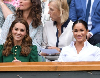 Kate Middleton Upset by Reports She Made Meghan Markle Cry