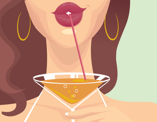 Are You Classy Enough to Find the Differences in These Martini Pictures?