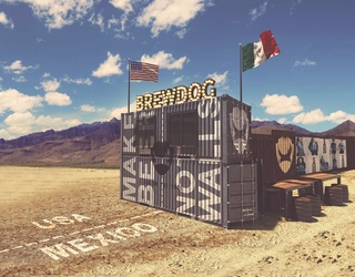 Brewery Plans to Build a Bar Straddling the U.S.-Mexico Border
