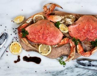 It's #CrabSeason According to TikTok, so Let's Serve Some Up
