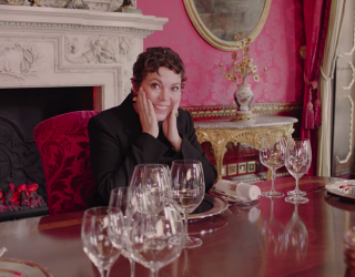 If Anyone Is Fit to Pretend to Live at the Ritz London, It's Olivia Colman
