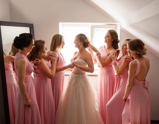 If You're Always, Always, Always a Bridesmaid, You're Familiar With These Truths