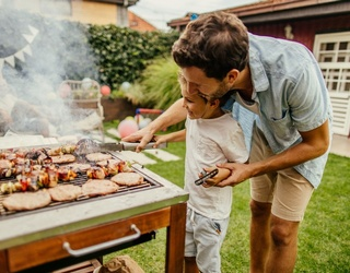 Get Grilling Together After You Unscramble This BBQ Puzzle