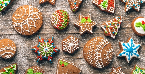 Fancy Some Decorating? These Gingerbread Cookies Are Just Begging to Be Iced