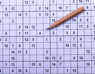 Bored? Try Finding the Differences in this Sudoku Game