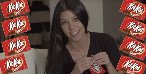 35 Things You Could Do In The Time It Takes Kourtney Kardashian To Eat A Quarter Of A Kit Kat