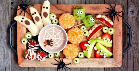 Halloween Snack Boards Are a Fancy Way to Do Halloween at Home This Year