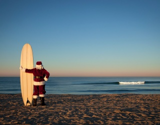 Would You Rather Spend Christmas in a Cold or Warm Climate?