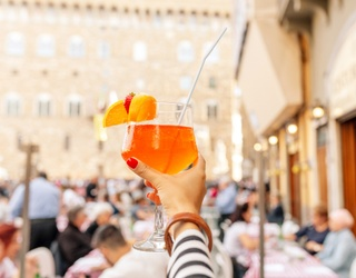 Pucker Your Lips and Remember These Bitter Aperol Spritz Matches
