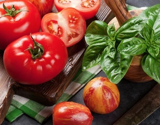 Tomatoes Are in Season; Match These Juicy Images!
