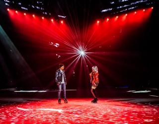 Cirque du Soleil on Ice? OMG, Yes!