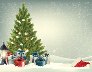 Can You Match These Visions of Christmas Trees?