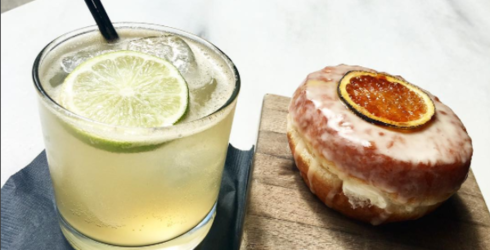 Liquor-Infused Doughnuts Are Here to Help You Take Boozy Brunch to the next Level
