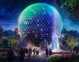 Prepare for Disney World's 50th Birthday With This Bedazzling Epcot Puzzle
