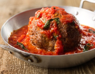 Monday Memory Madness: This One's a Spicy Meatball!