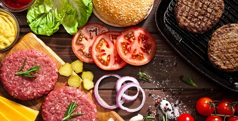 Can You Find the Differences in These Delicious Burger Photos?