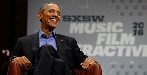 Spotify Offers President Obama the Perfect Post-White House Gig