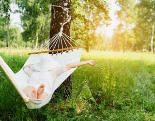 Monday Memory Madness: Swing Into Serenity Once You Pair the Hammocks