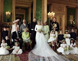 The Official Royal Wedding Photos Are Out, But We'd Like to See More of the Man Behind the Lens, Please