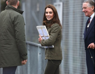 Royally Speaking: My 7th Grade Self Wants Kate Middleton's Waffle-Soled Boots