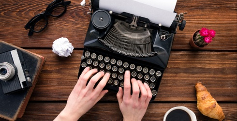 Make Like Hemingway and Find Your Favorite Typewriter in This Memory Match