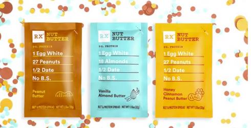 See ya, Jif! RXBAR Nut Butter Isn't Just a Fad
