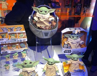 The 12 Coolest Toys From Toy Fair New York 2020, Including Baby Yodas Galore