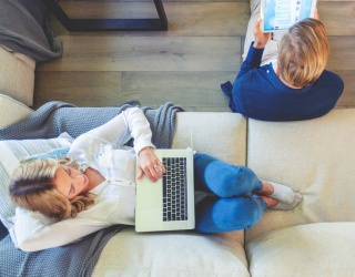 10 Things to Help Fill Conversation in Your Home When There's Nothing Left to Talk About