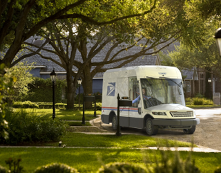 The New USPS Mail Truck Looks Straight out of Pixar and We Need to Protect It at All Costs