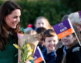 """Kate Middleton Asked What It's Like to Be a""""Real Princess"""""""