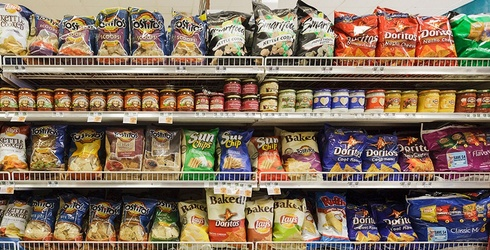 Have a Party to Throw? Find All the Differences in These Snack Aisle Photos