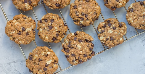 Test Your Virtual Baking Skills and Unscramble These Oatmeal Cookies