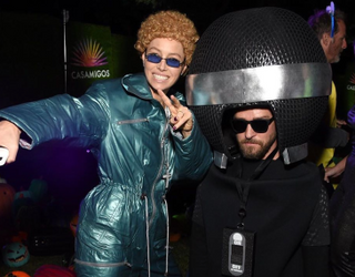 Monday Memory Madness: Every Celebrity Already Beat You at Halloween, Sorry 'Bout It