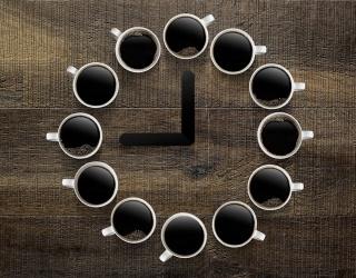 Tick, Tock: Unscramble This Espresso Clock Puzzle