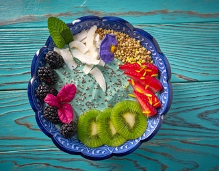 These 12 Colorful Plant-Based Recipes Will Make You See in Technicolor