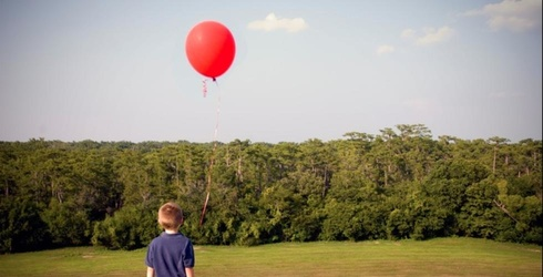 Internet Searches for Boy Who Attached Letter to Balloon Intended for Deceased Dad