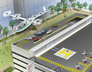 Uber Taps a NASA Engineer to Help Make Its Dream of Flying Cars a Reality