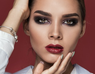 It's Smoky Eye Season! Match the Pairs of Smoldering Makeup Looks