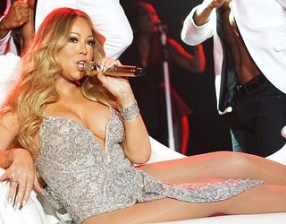 11 More Times Mariah Carey's Boobs Just Wouldn't Quit