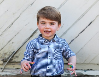 Birthday Boy Prince Louis Helps to Remind Us to Stay Young at Heart