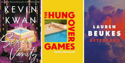July Has 11 New Books to Distract or Inform You, Depending on Your Summer Vibe