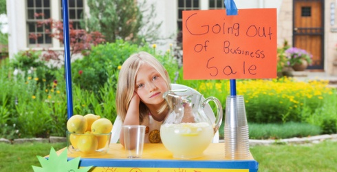 Country Time Is Sending Stimulus Checks to Lemonade Stands -- Exsqueeze Me?